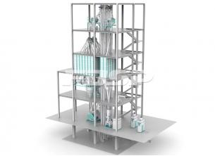15 T/H 농축 사료 생산 라인