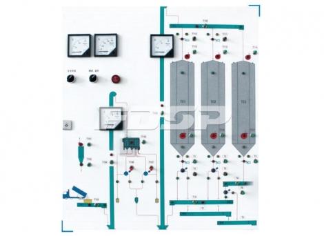 사일로 설비 전기 제어 시스템
