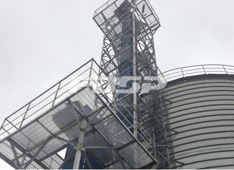 에리베이터의 서포트 타워
